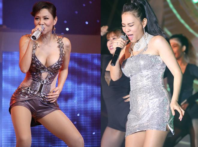 7 ca sĩ Việt nổi bật với phong cách trình diễn sexy