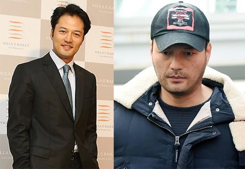 Nam diễn viên Kim Sung Min.