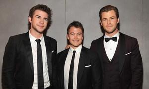 Ngoại hình và sự nghiệp khác nhau của anh em nhà Hemsworth