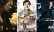 12 phim hành động, hài ra rạp Việt Nam tháng 7
