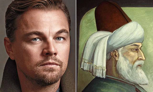 Leo DiCaprio bị hàng nghìn người ngăn đóng vai nhà thơ Ba Tư