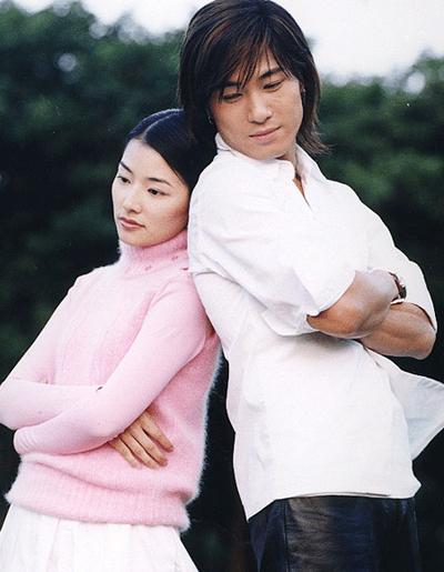 Trần Di Dung và Hứa Thiệu Dương trong Hoa oải hương - tác mở màn cho làn sóng phim thần tượng Đài Loan.