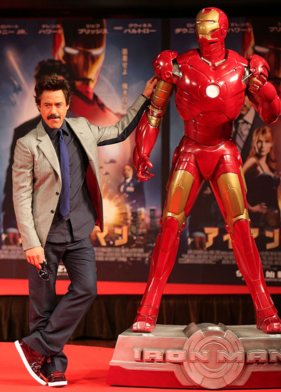 Robert Downey Jr. vẫn muốn làm Người Sắt trong 'Iron Man 4'