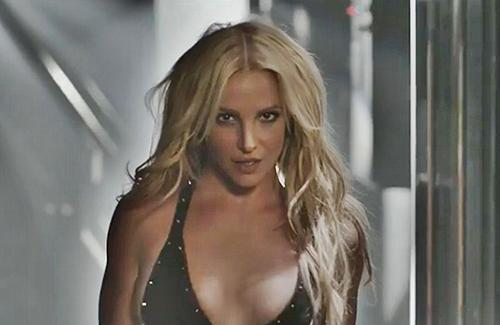 Britney Spears khoe thân hình trong ca khúc mới