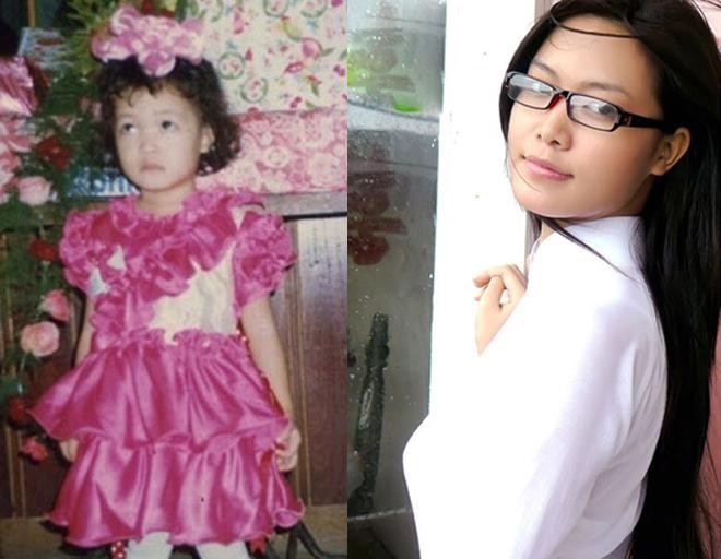 Dung mạo thuở nhỏ của các Hoa hậu Việt Nam