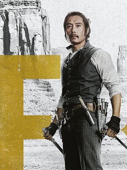 Lee Byung Hun tái xuất làm cao bồi trong bom tấn Hollywood