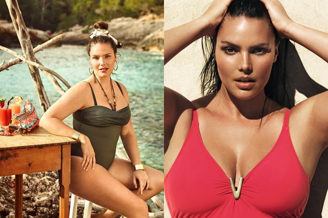 Những người mẫu béo 'hot' nhất nửa đầu năm 2016