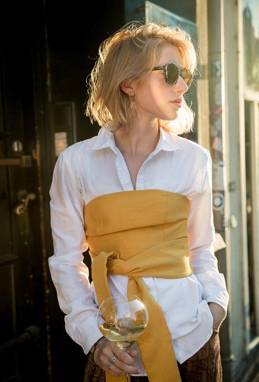 Mặc áo quây ngực thế nào để sành điệu