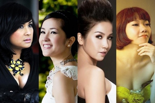 Bốn diva nhạc Việt ôn kỷ niệm xưa trên sân khấu