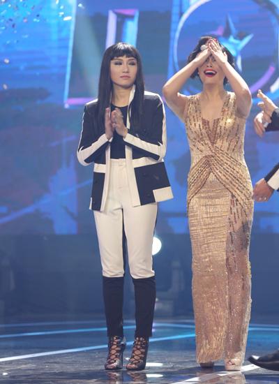 Trong đêm này, top 4 thí sinh không thi thố mà chỉ trình diễn. Kết quả dành cho ho được tính từ tổng số tin nhắn bình chọn của khán giả suốt tuần qua cộng với điểm do ba giám khảo Hari Won, Chí Tài và Trấn Thành chấm.