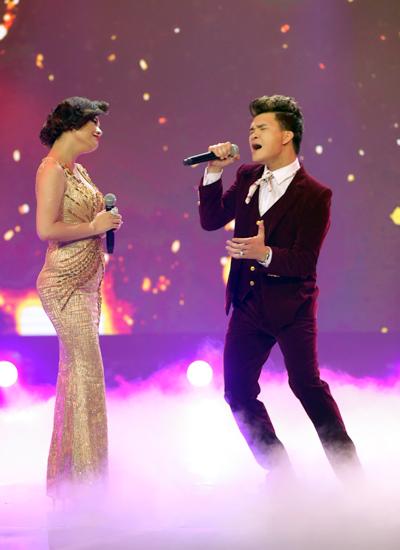 Tại đêm gala truyền hình trực tiếp, top 4 sẽ ghép cặp để cùng song ca. Đồng thời, họ cũng sẽ hoà giọng với các thí sinh cũ và thể hiện lại các nhạc phẩm trứ danh lẫn những ca khúc trẻ trung, sôi động.