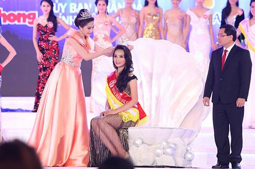 Kỳ Duyên bị cấm xuất hiện ở chung kết Hoa hậu Việt Nam 2016