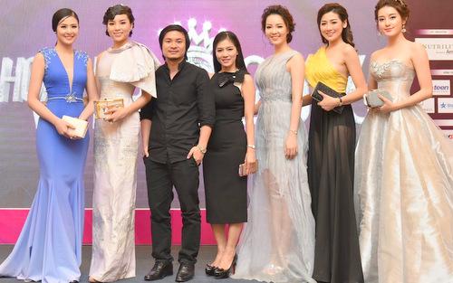 Họp báo Hoa hậu Việt Nam phía Bắc là sự kiện cuối cùng Kỳ Duyên đồng hành cùng ban tổ chức.