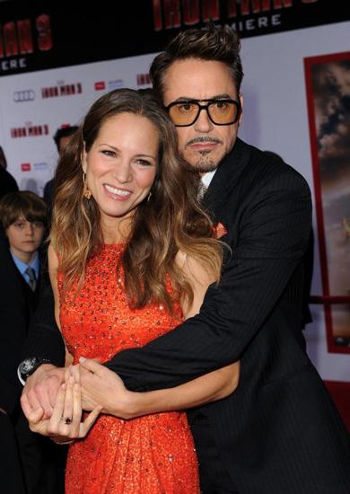 Robert Downey Jr. tái xuất với phim trinh thám làm cùng vợ