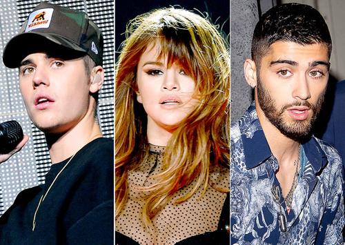 Justin Bieber tố Selena Gomez ngoại tình khi cả hai hẹn hò