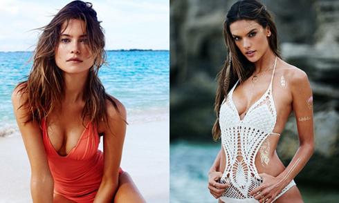 10 người mẫu sexy nhất thế giới