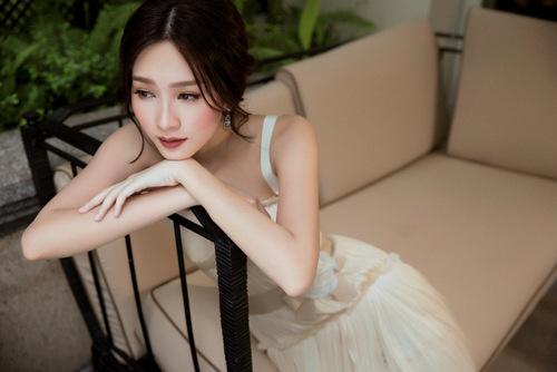 Thu Thảo là một trong những hoa hậu luôn giữ hình ảnh đẹp trong mắt công chúng.