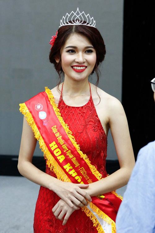 Huỳnh Thị Thùy Dung - Á hậu không chơi Facebook
