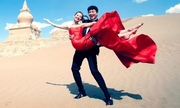 Hà Nhuận Đông đặt hơn 50 bàn cho tiệc cưới
