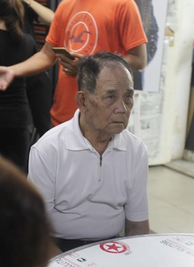 Người bố 95 tuổi của Minh Thuận.