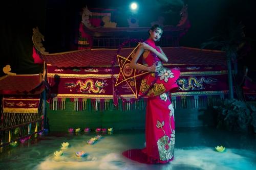 Bức ảnh đẹp nhất tuần thuộc về Thùy Trang.