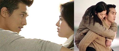 Song Hye Kyo kỷ niệm 16 năm phát sóng 'Trái tim mùa thu'