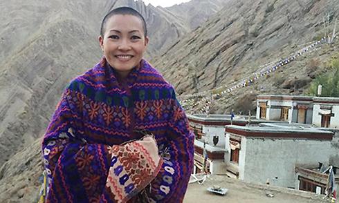 Hành trình Phương Thanh học tu trên núi cao 3.700 m