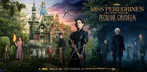 Tặng độc giả vé xem ra mắt phim 'Miss Peregrine'