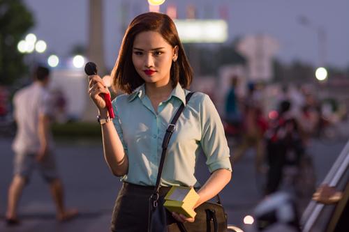 Miu Lê đóng cặp chồng Lê Thúy trong phim mới