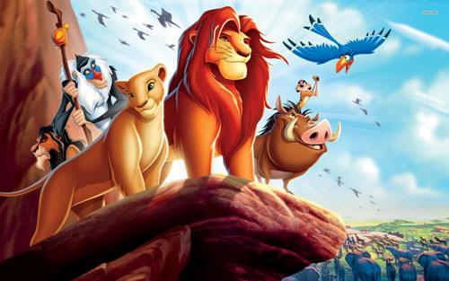Hoạt hình 'Vua sư tử' được dựng thành phim người đóng