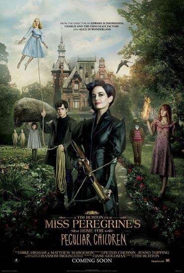 'Mái ấm kỳ lạ của cô Peregrine' – phim dị nhân nhí kiểu Tim Burton