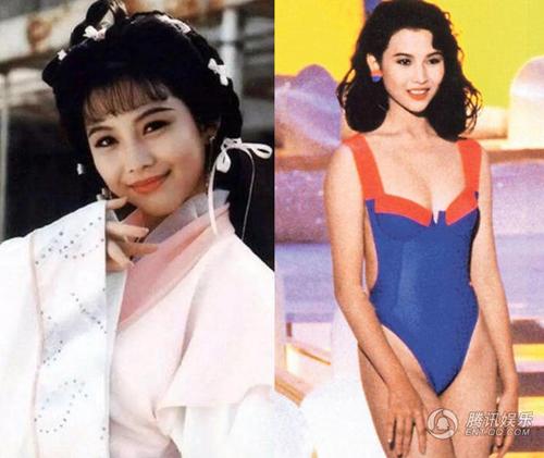 Thái Thiếu Phân tham dự cuộc thi Hoa hậu Hong Kong 1991 năm 17 tuổi. Cô giành được vị trí Á hậu 2 và nhanh chóng gia nhập showbiz xứ Cảng thơm.
