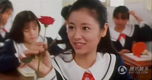 Lâm Tâm Như trong phim Cảm tử đội trường học. Lúc này, mỹ nhân xứ Đài chỉ mới 19 tuổi. Đây cũng là bộ phim se duyên cho cô và mỹ nam Lâm Chí Dĩnh. Vẻ đẹp trong sáng, thuần khiết của Lâm Tâm Như ở thời điểm đó gây ấn tượng mạnh với khán giả.