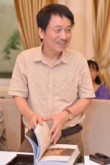 Phú Quang không viết về kẻ ti tiện và đàn bà trong sách mới