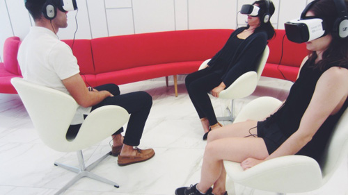 Công nghệ thực tế ảo - cơn sốt mới của giới làm phim toàn cầu