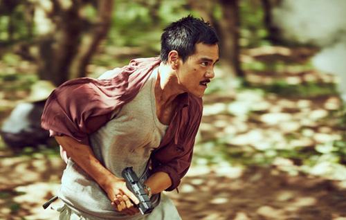 Trailer phim dùng súng đạn thật của Bành Vu Yến hot nhất tuần
