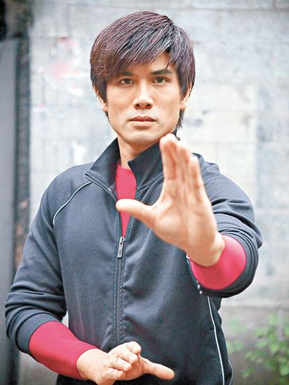 Ngũ Doãn Long - từ cao thủ Vịnh Xuân quyền tới vai diễn Lý Tiểu Long