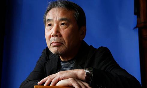 Haruki Murakami tiếp tục được cược thắng Nobel Văn học 2016