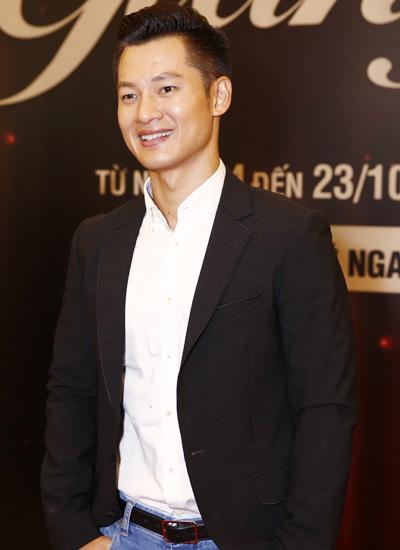 Đức Tuấn là một trong những ca sĩ Việt từng tổ chức nhạc kịch.
