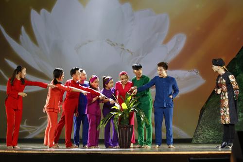 Nhạc kịch Việt 10 tỷ đồng - hoành tráng nhưng thiếu kịch tính