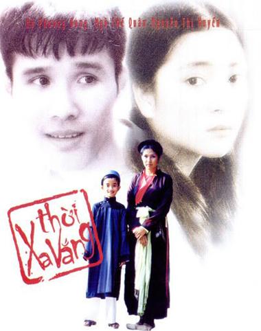Thời xa vắng là bộ phim chuyển thể từ tiểu thuyết nổi tiếng của nhà văn Lê Lựu năm 2003,