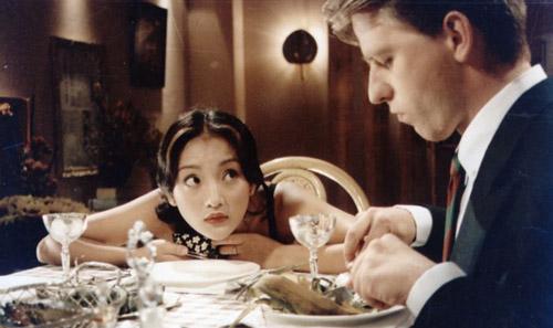Nhan sắc Châu Tấn trên màn ảnh qua 25 năm - ảnh 4