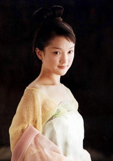 Nhan sắc Châu Tấn trên màn ảnh qua 25 năm - ảnh 5