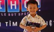 Bé 4 tuổi hát bolero ở cuộc thi tìm tài năng nhí