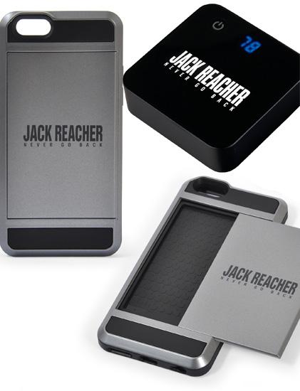 Tặng độc giả quà từ phim 'Jack Reacher: Never go back'