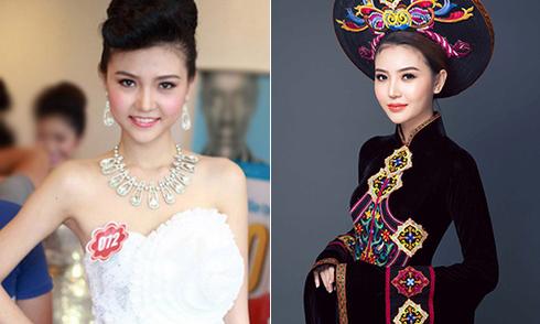 Ngọc Duyên - từ cô gái trượt Hoa hậu VN đến Nữ hoàng sắc đẹp toàn cầu