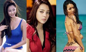 Những thí sinh hoa hậu trở thành diễn viên nổi tiếng Hàn Quốc