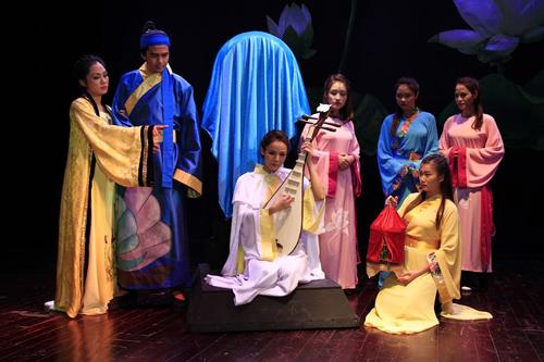 Nàng Kiều của Nguyễn Du lên sân khấu Nhà hát Kịch