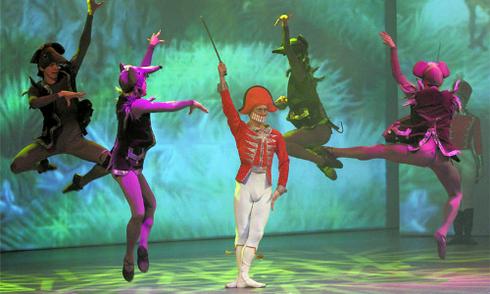 Nhà hát ballet nổi tiếng nước Nga tái ngộ khán giả Việt Nam