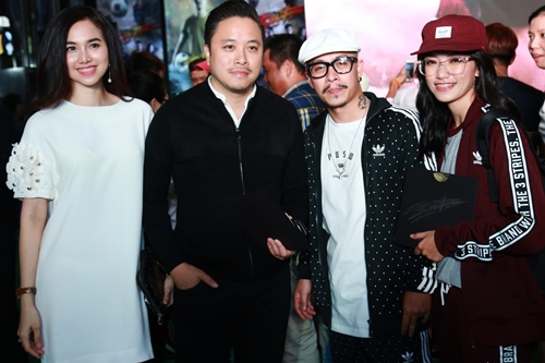 Cả hai hội đạo diễn Việt Max (